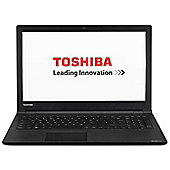 "Toshiba Satellite R50 15.6"" Intel Core i3 4GB RAM 128GB SSD Windows 10 Laptop Black"