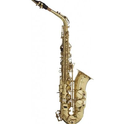 Stagg WS-AS215S Student Eb Alto Saxophone Outfit