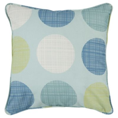 Tesco Saturn Cushion Soft Teal