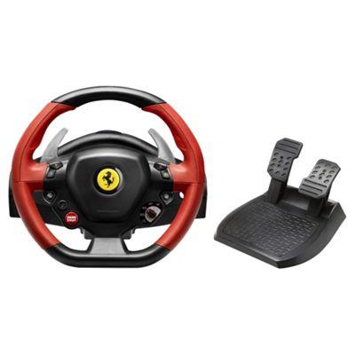 Ferrari 458 Spider Replica Racing Wheel (Xbox One)