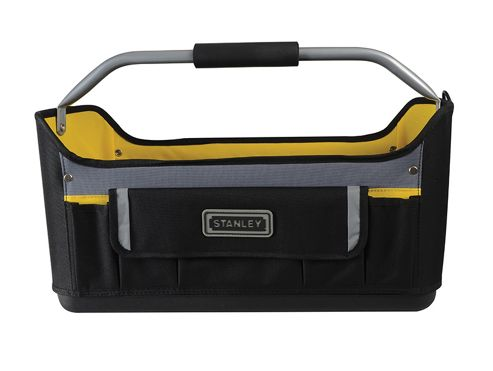 Stanley Open Tote Tool Bag with Rigid Base 50cm (20in)