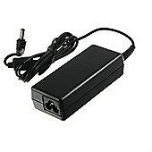 HP Smart AC power adapter (45 watt) Indoor 45W Black adapter/inverter