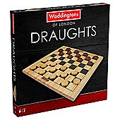 Waddingtons Wooden Games Draughts