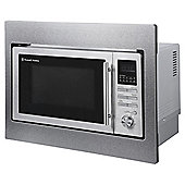 Russell Hobbs RHBM2503, Built in 25 Litre Digital Combination Microwave, Stainless Steel