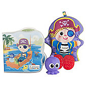Lamaze Horace Bath Set