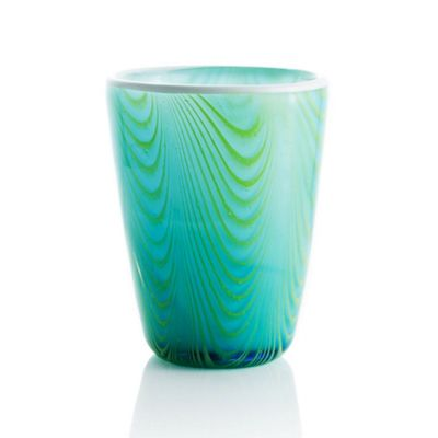 Italesse Mares Handcrafted Tumbler Jelly Fish Design