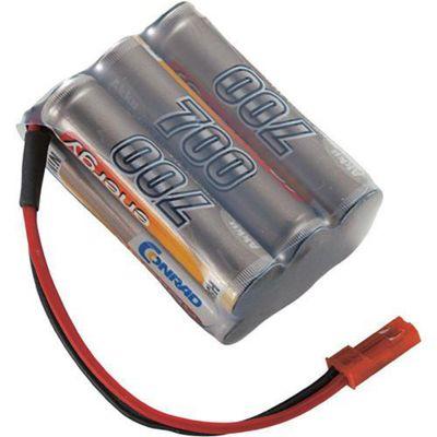 Conrad NiMH AAADrive Battery Pack 7.2 V 700 mAh