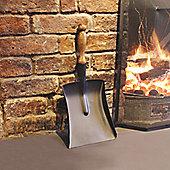 a'la Maison Fireside Fireplace Coal Shovel Wooden Handle