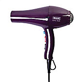 Wahl ZX908 Professional Ionic Style Dryer, 2000W - Purple