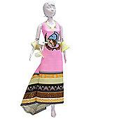 Dress your Doll Pattern - Mary Donatella