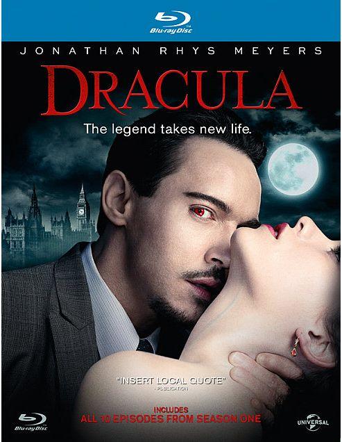 Dracula Series 1 (Blu-Ray Boxset)