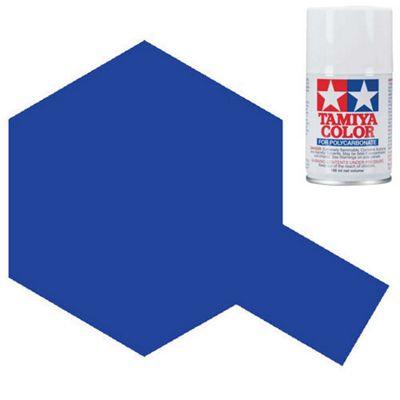 Tamiya Ps-38 Translucent Blue Polycarbonate Spray Paint 100Ml Lexan Rc Car Body