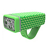 Knog Pop 2 Front LED Cycle Light 60 Lumens Green