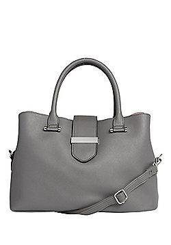 F&F Triple Compartment Tote Bag