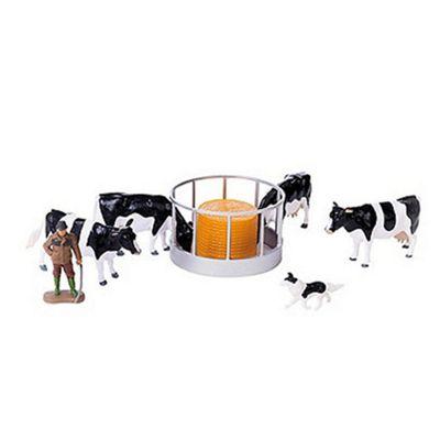 Britains 1:32 Cattle Feeder Set