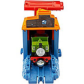 Thomas and Friends Take-n-Play Portable Railway Die-Cast Speedy Launching Luke