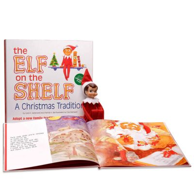 Elf On The Shelf Gift Set - Party & Gifts