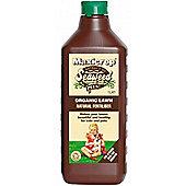 Maxicrop Organic Lawn Feed - Natural Fertiliser - 1 Litre