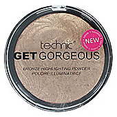 Technic Get Gorgeous Bronzing Highlighting Powder 12g
