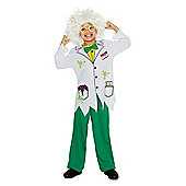F&F Scientist Halloween Costume - White