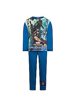 Marvel Avengers Boys Pyjamas - Green