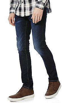 F&F Stretch Skinny Jeans - Dark wash