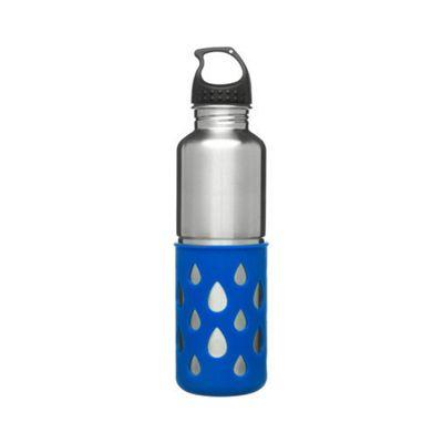 Sagaform Water Bottle in Blue
