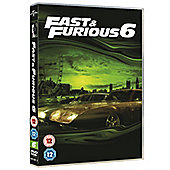 The Fast And The Furious 6 (DVD)