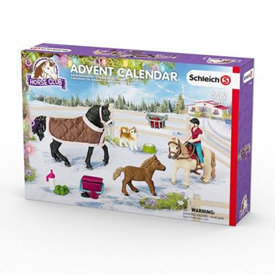 Schleich 97447 Horse Club Advent 2017 Calendar