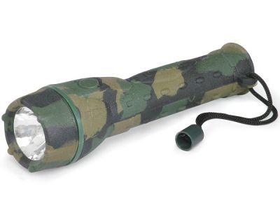Gelert Tor259 Rubber Torch Camouflage