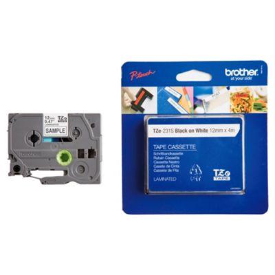 Brother TZE231S Tape