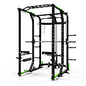 Foldable Crossfit Rack GREEN