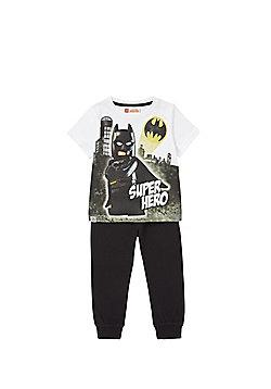 DC Comics LEGO Batman Pyjamas - Black