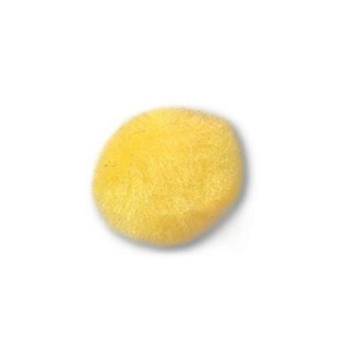 Impex Yellow Pom Poms 35mm