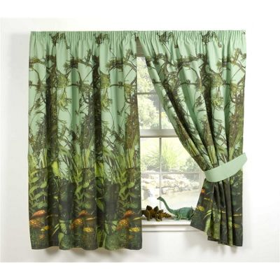 Rapport T Rex Fully Lined Pencil Pleat Curtains