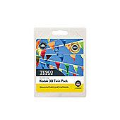 Tesco K30 Printer Ink Cartridge Colour Twin