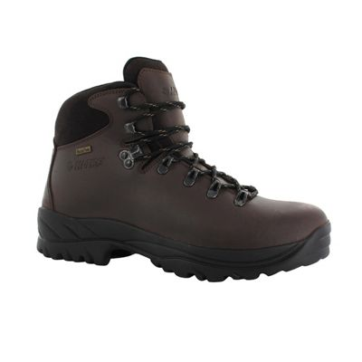 Hi-Tec Mens Ravine Waterproof Boot Brown 9