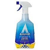 Astonish Kitchen Cleaner Spray - Zesty Lemon - 750ml