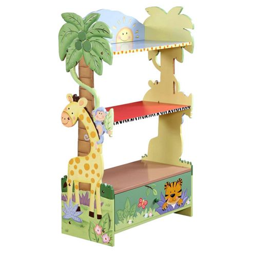 Fantasy Fields Sunny Safari Bookcase