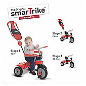 Smart Trike Breeze 3-in-1 Trike Red