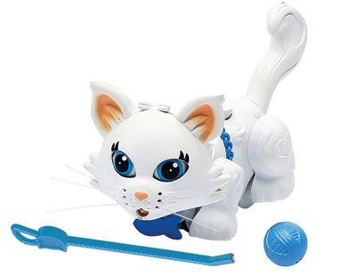 Pet Parade White Persian Single Kitten Pack (White)