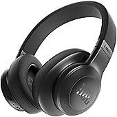 JBL E55, Around Ear Bluetooth Headphones Black