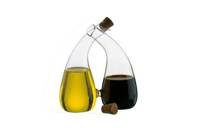 Anton Studio Twin Oil & Vinegar Pourer