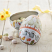 Goose Easter Egg Gift Tin