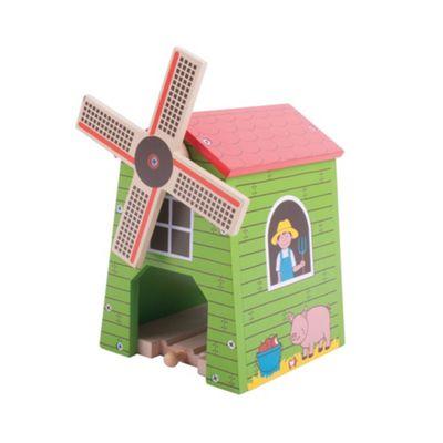 Bigjigs Rail Country Windmill