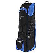 Forgan Of St Andrews Premium Tour Golf Travel Cover Black/Blue