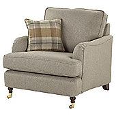 Carrington Armchair, Natural