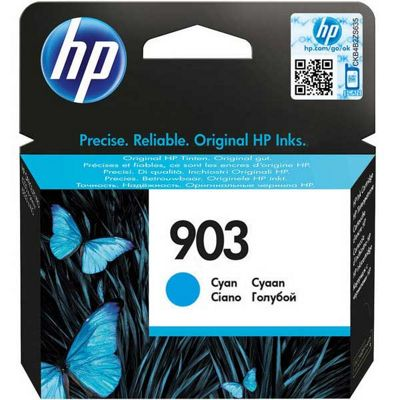 HP 903 Cyan Ink Cartridge 315pages