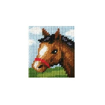Orchidea Friendly Foal Embroidery Kit