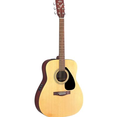 Yamaha FX370C 4/4 Electro Acoustic Guitar - Natural